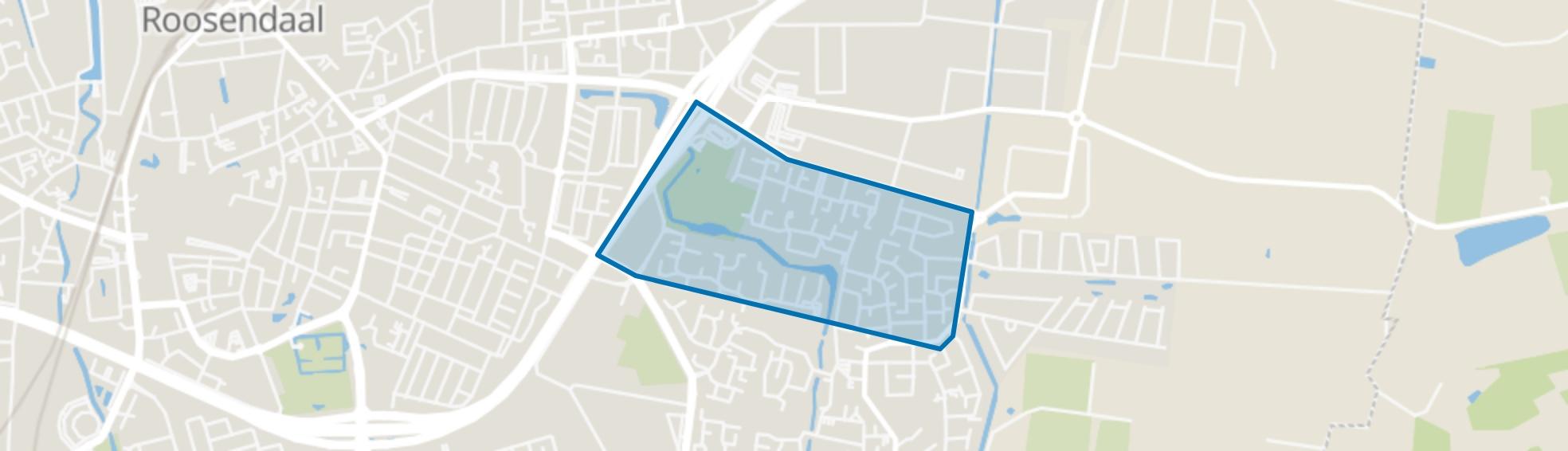 Kortendijk C, Roosendaal map