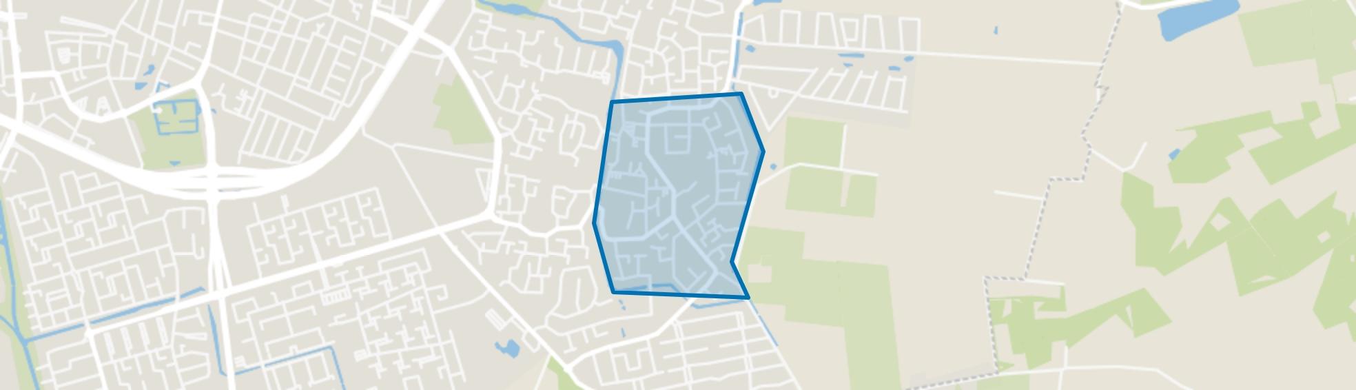 Kortendijk L, Roosendaal map