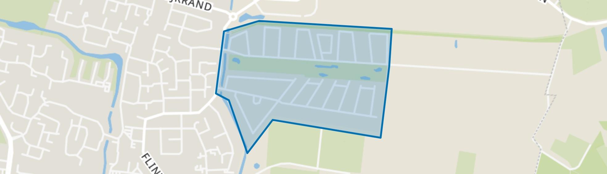 Landerije, Roosendaal map