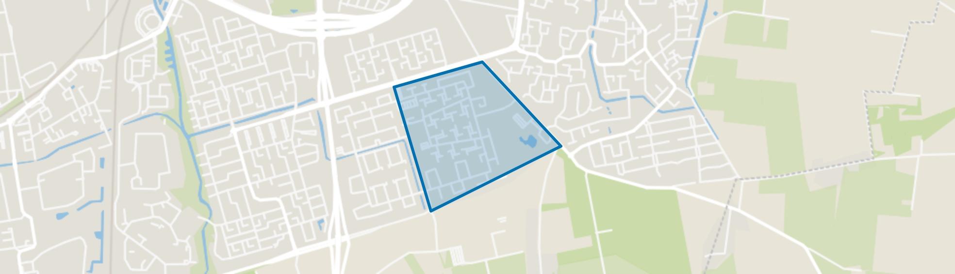 Langdonk-Oost, Roosendaal map