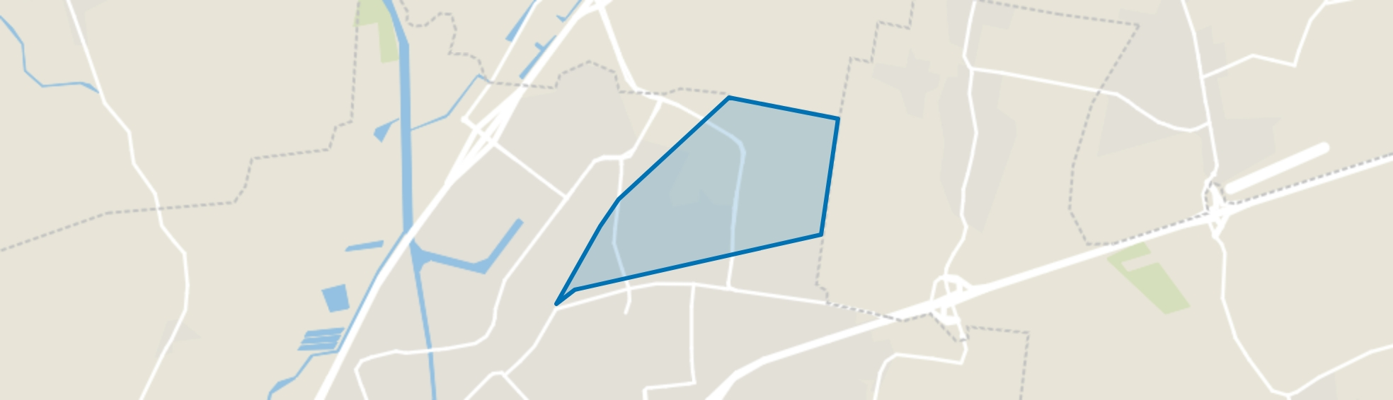 Nieuwenberg, Roosendaal map