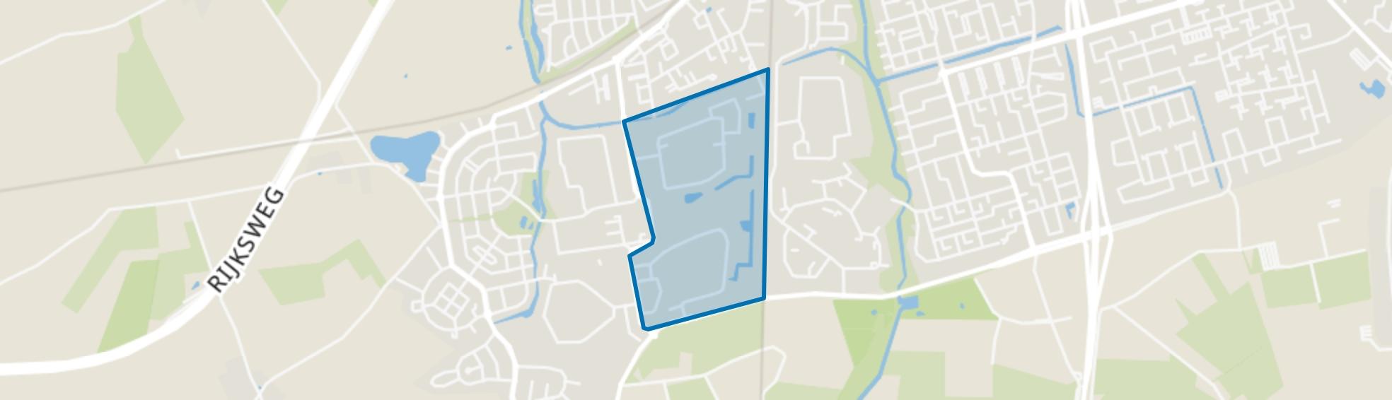 Tolberg-Oost, Roosendaal map