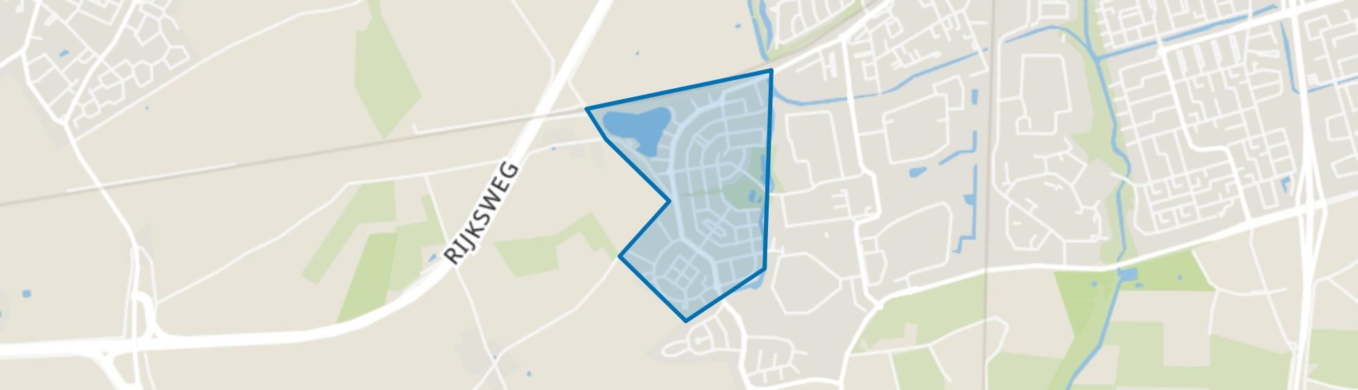Tolberg-West, Roosendaal map