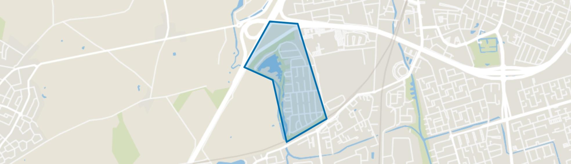 Weihoek-Oost, Roosendaal map