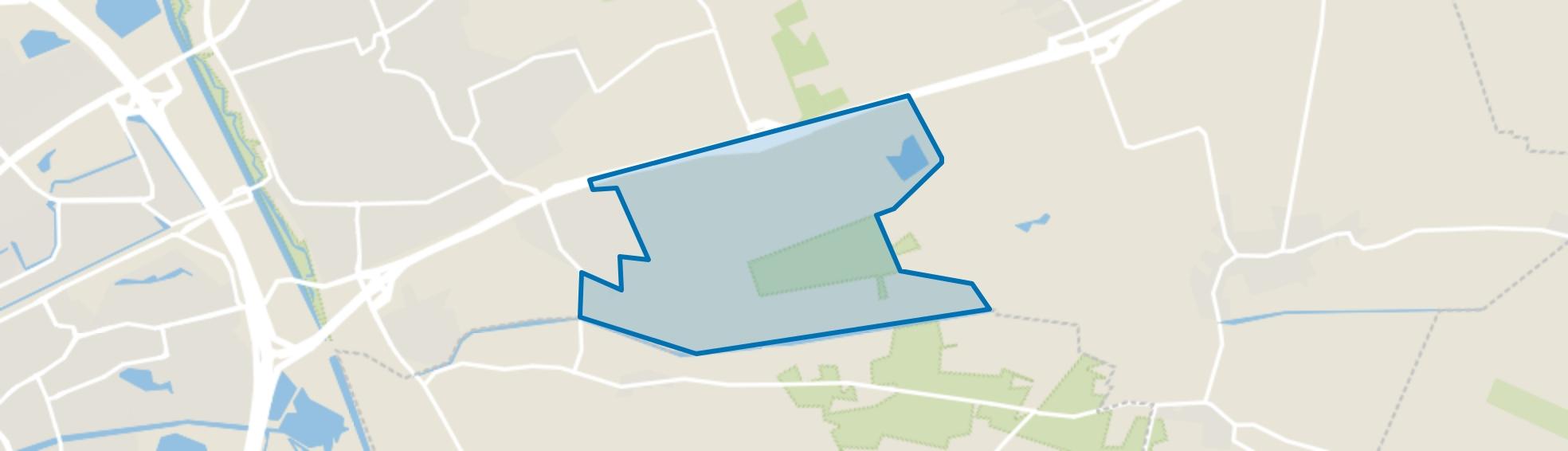 Het Vinkel, Rosmalen map