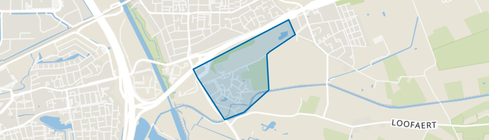 Maliskamp-West, Rosmalen map