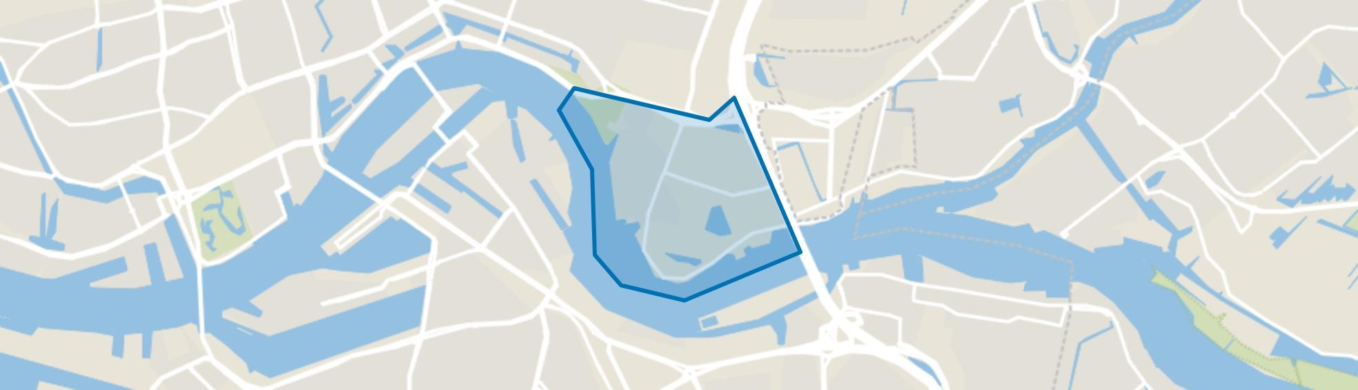 De Esch, Rotterdam map