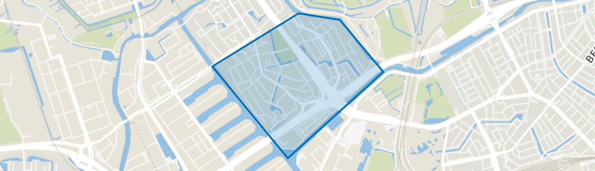 Kleinpolder, Rotterdam map