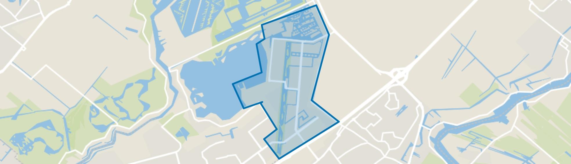 Nesselande, Rotterdam map