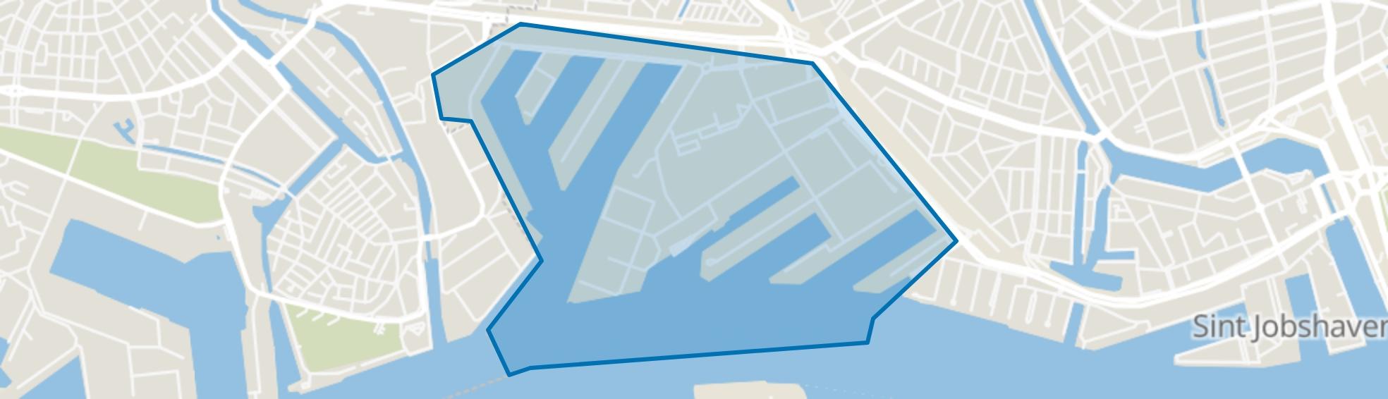 Nieuw Mathenesse, Rotterdam map