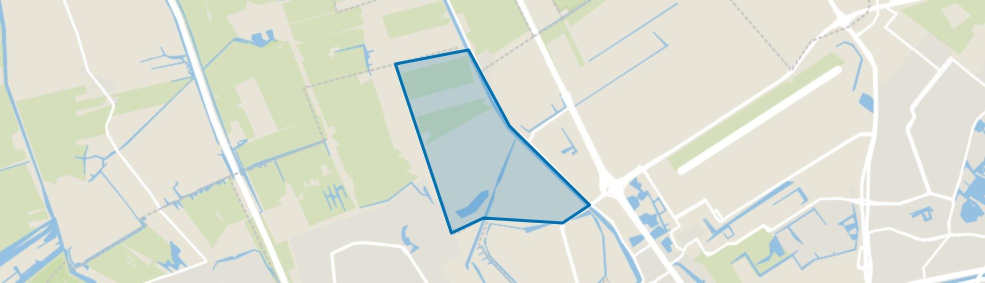 Noord Kethel, Rotterdam map