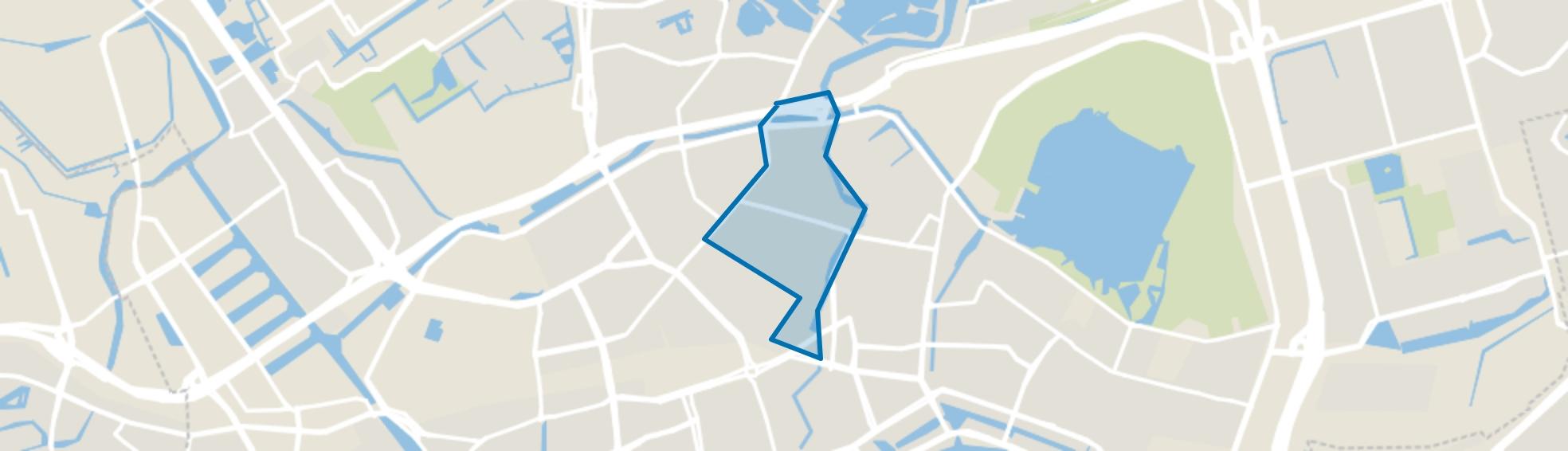 Oude Noorden, Rotterdam map
