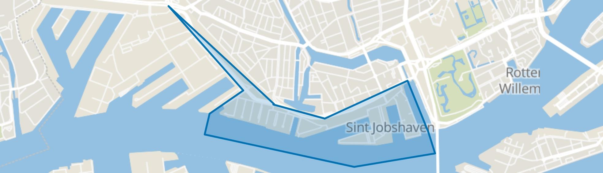 Schiemond, Rotterdam map