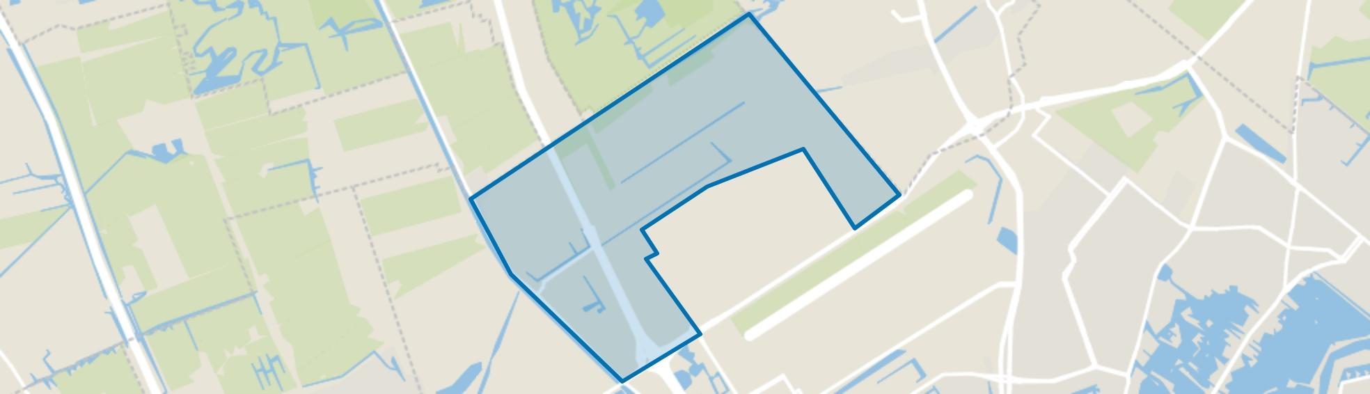Schieveen, Rotterdam map