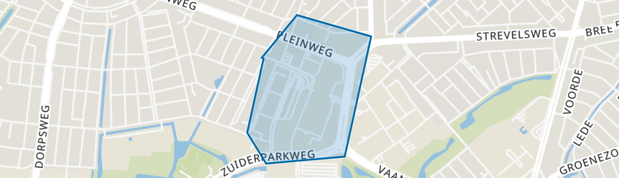 Zuidplein, Rotterdam map