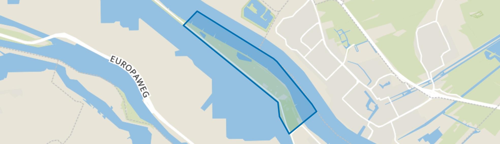 Noordzeeweg, Rozenburg (ZH) map