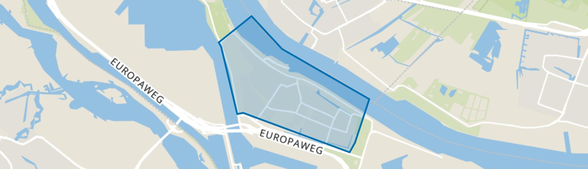 Rozenburg, Rozenburg (ZH) map