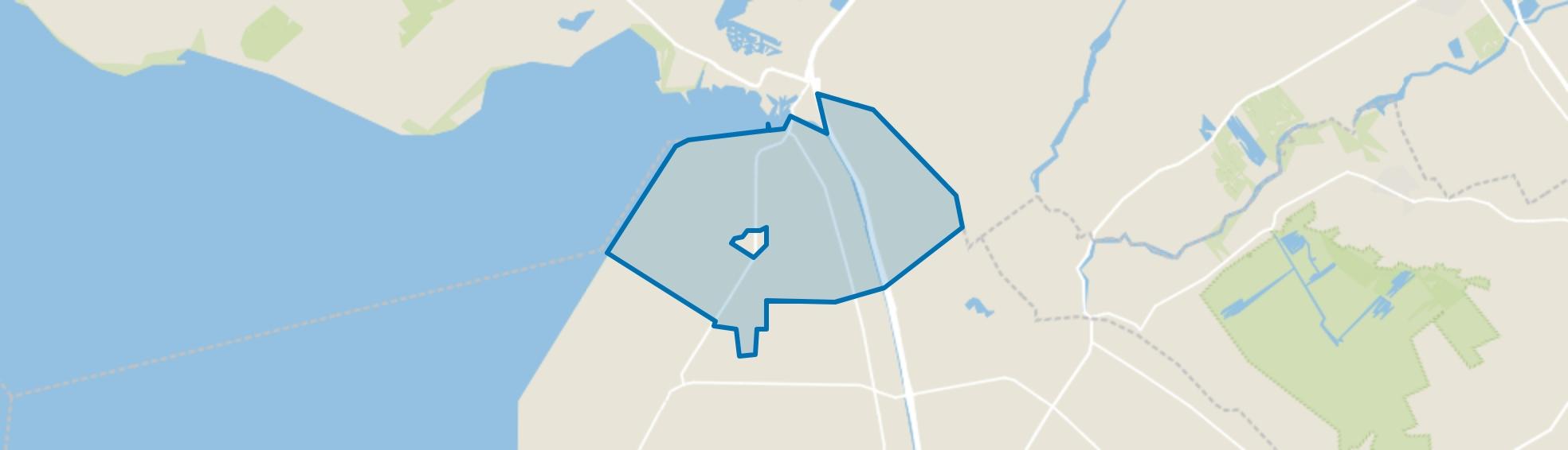 Rutten-landelijk gebied, Rutten map