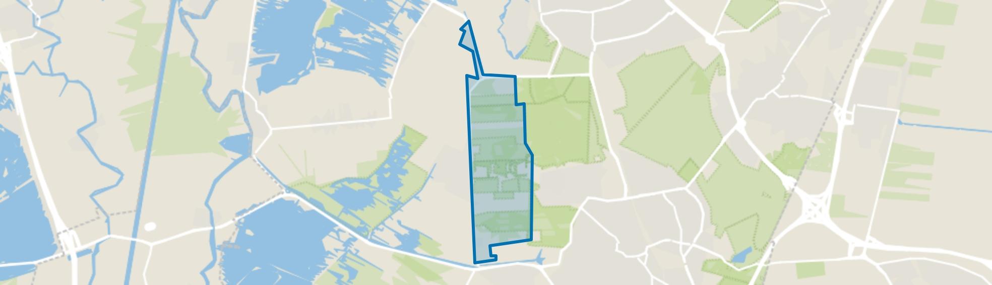 's-Graveland, 's-Graveland map