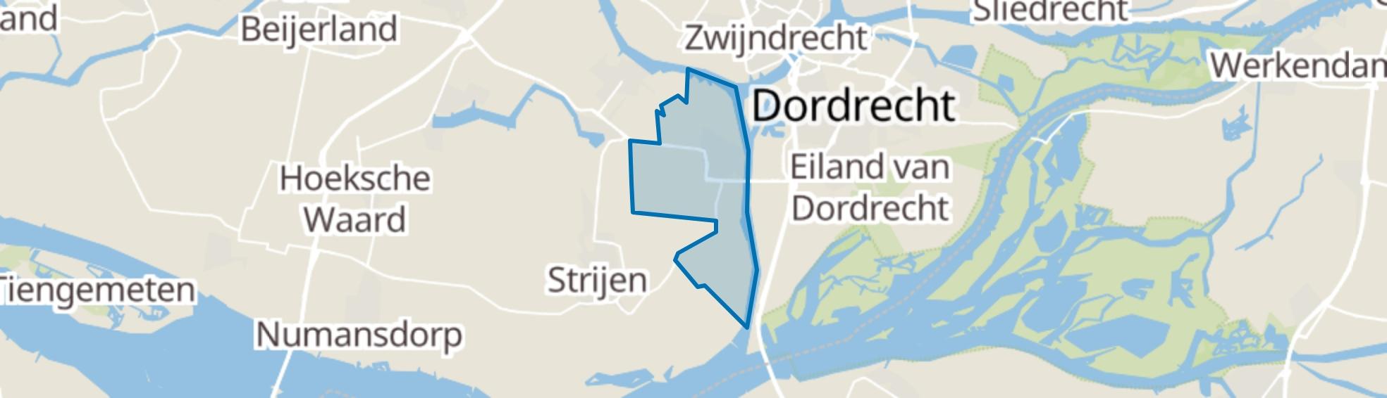 's-Gravendeel map