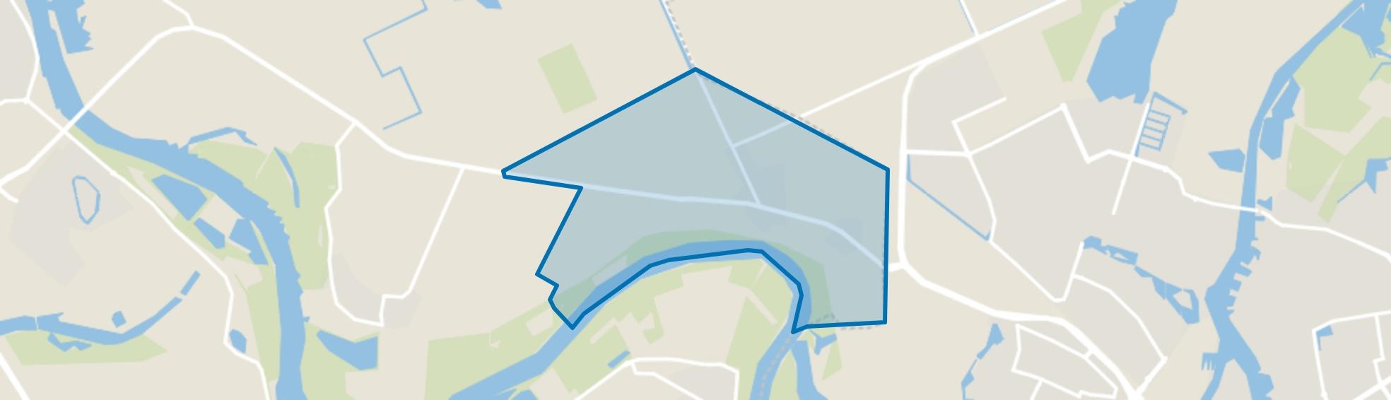 's-Heerenbroek, 's-Heerenbroek map