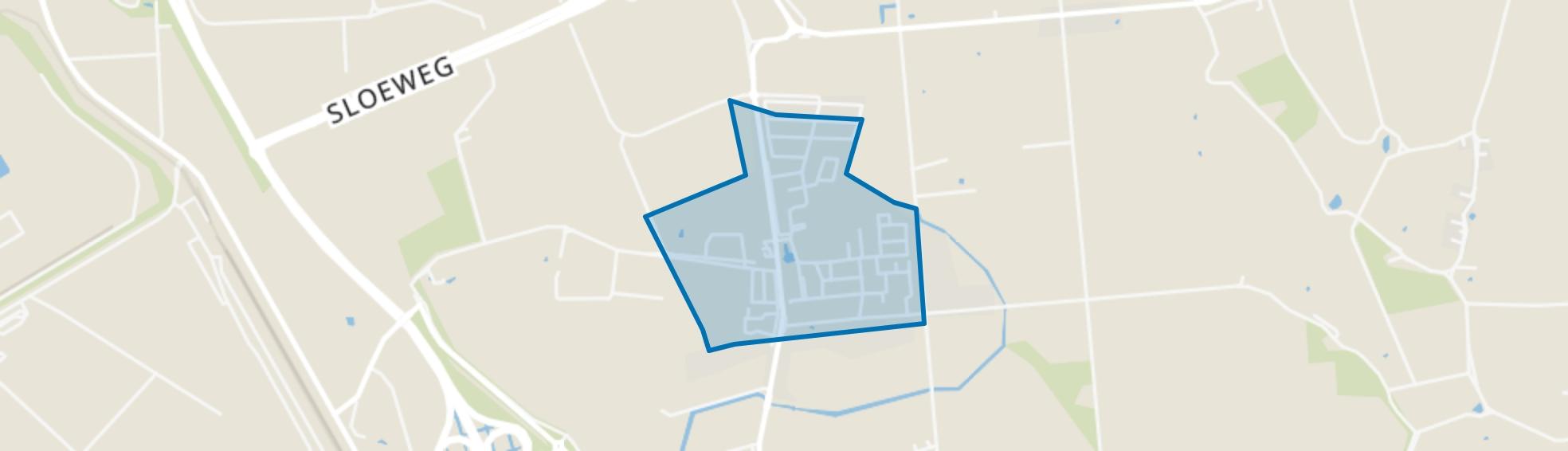 's-Heerenhoek (Kern), 's-Heerenhoek map