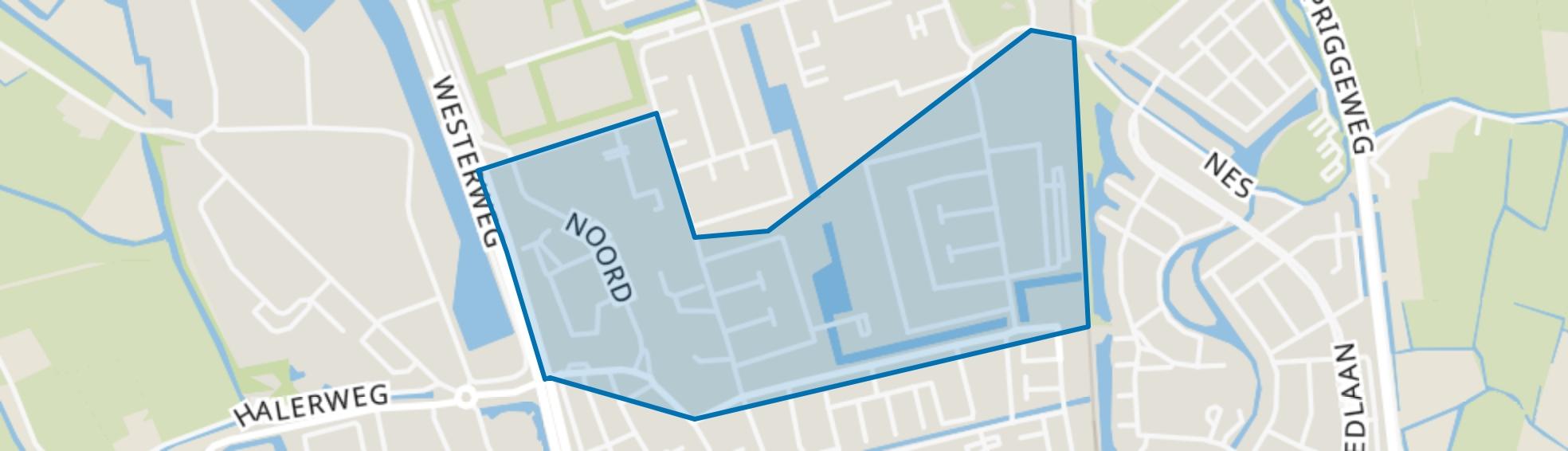 Nesdijk, Schagen map