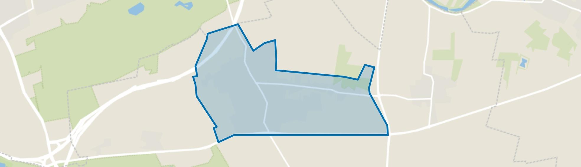 Schaijk, Schaijk map