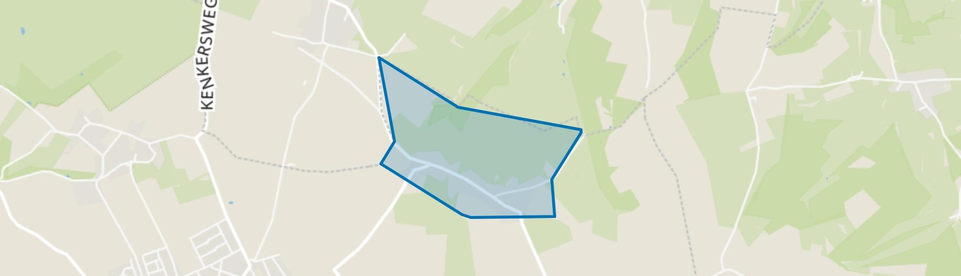 Scheulder, Scheulder map