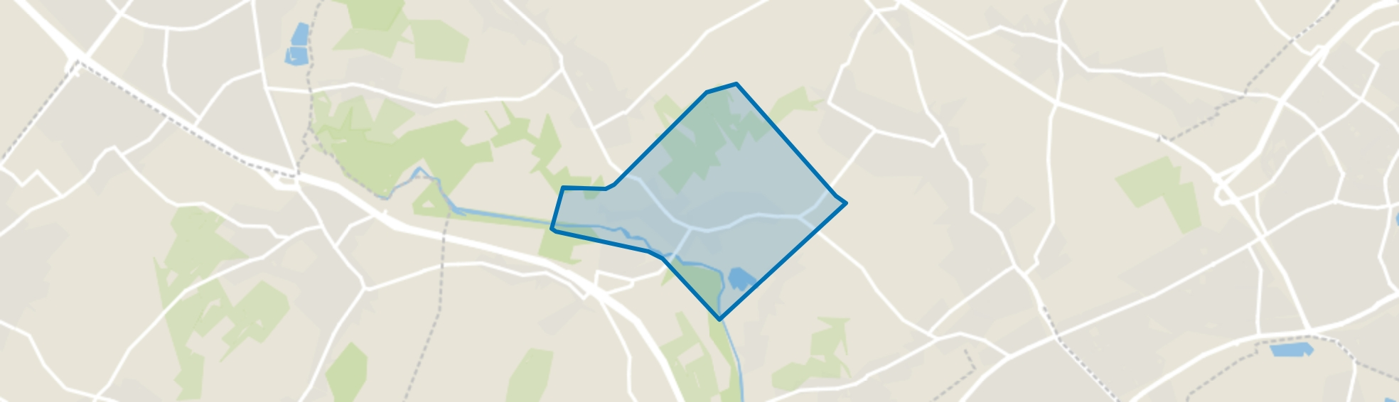 Schinnen, Schinnen map