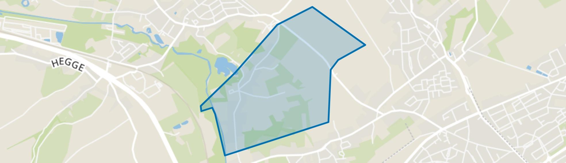 Thull, Schinnen map