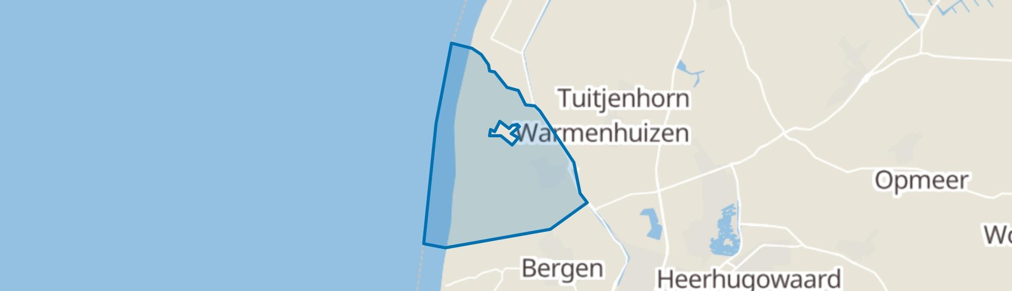 Schoorl map