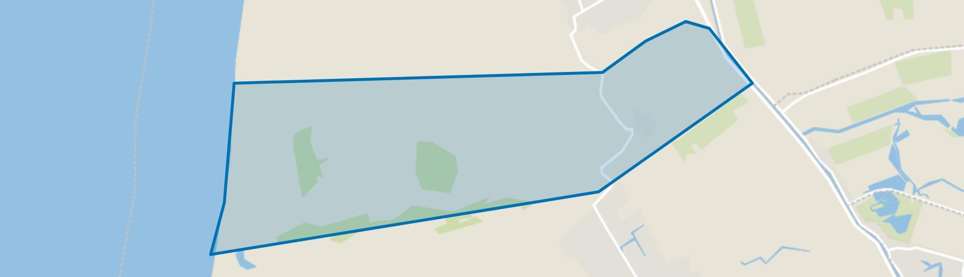 Aagtdorp, Schoorl map