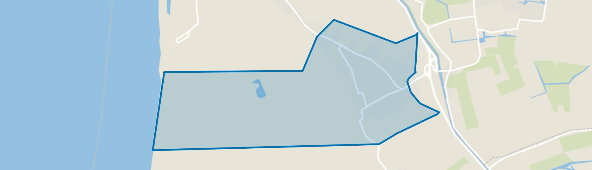 Schoorl met Bregtdorp, Schoorl map