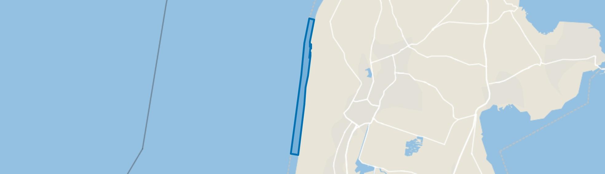 Water, Schoorl map