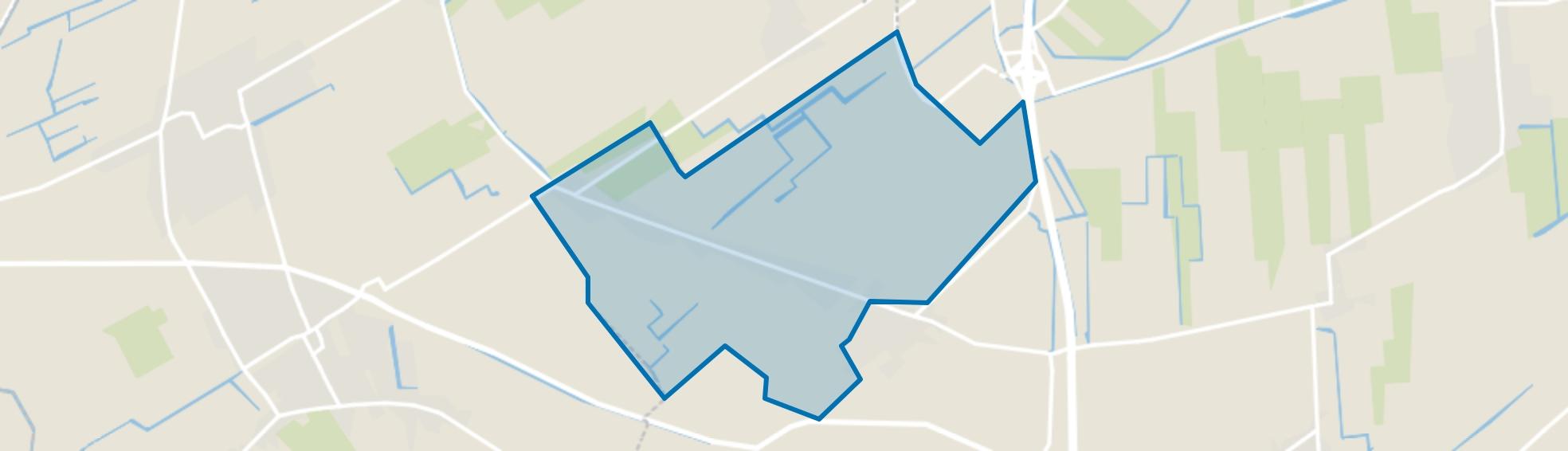Sijbekarspel Buitengebied, Sijbekarspel map