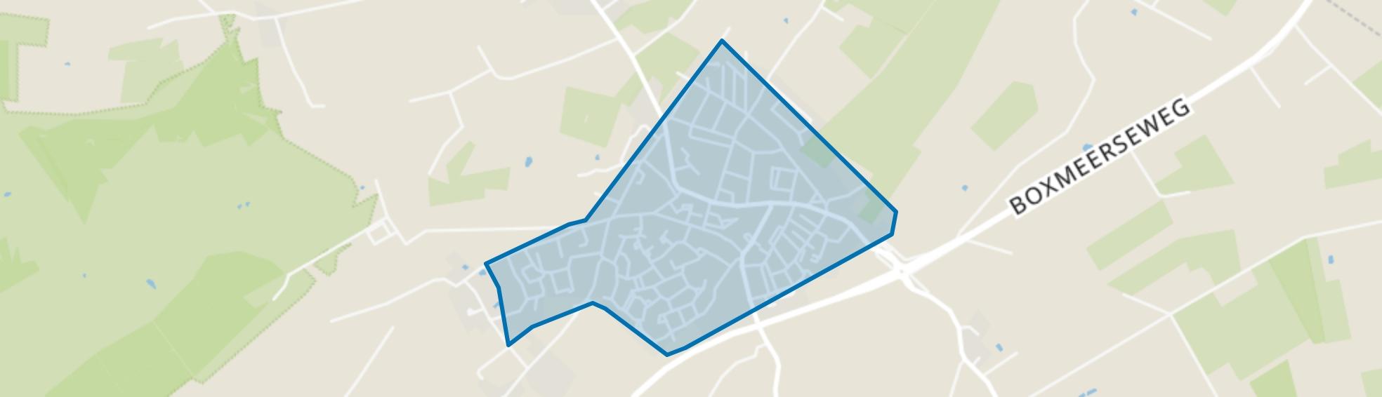 Sint Anthonis, Sint Anthonis map