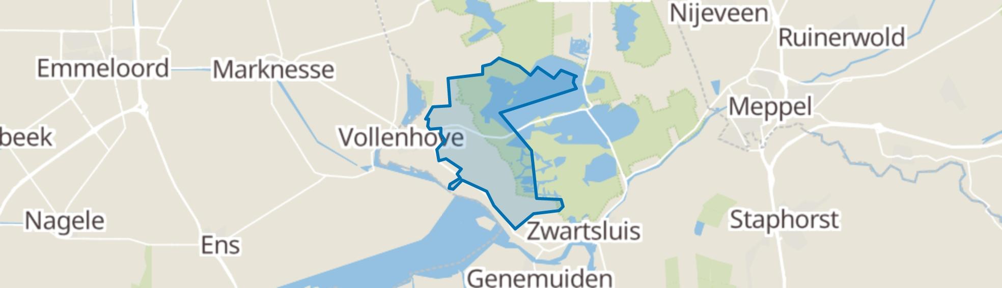 Sint Jansklooster map