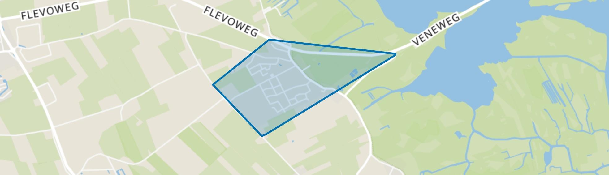 Sint Jansklooster, Sint Jansklooster map