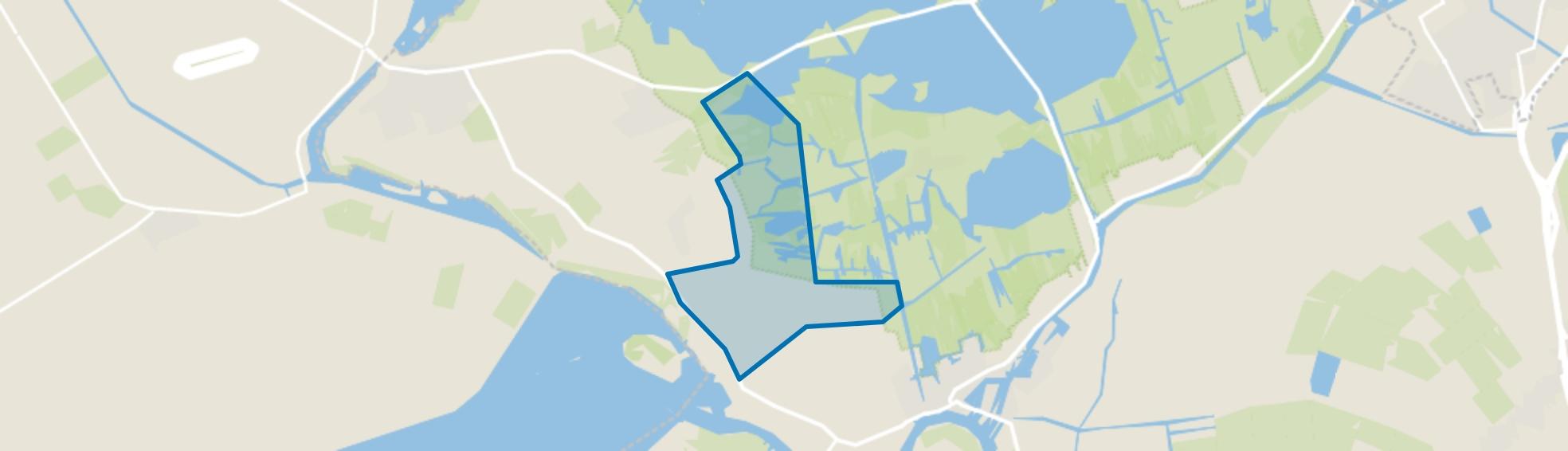 Verspreide huizen Barsbeek, Sint Jansklooster map