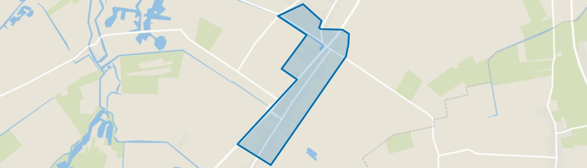 Slochteren, Slochteren map