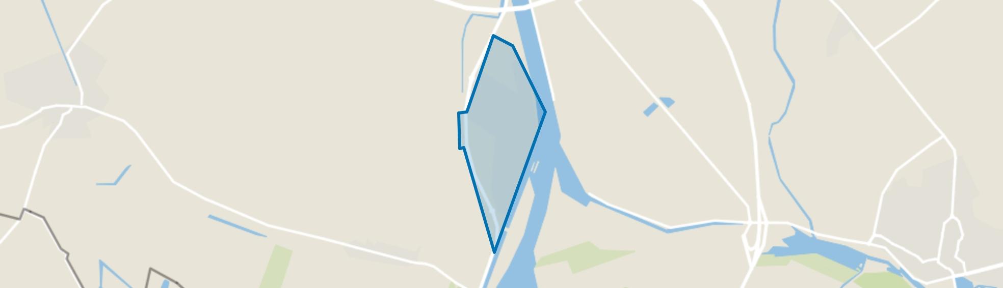 Kern Sluiskil, Sluiskil map