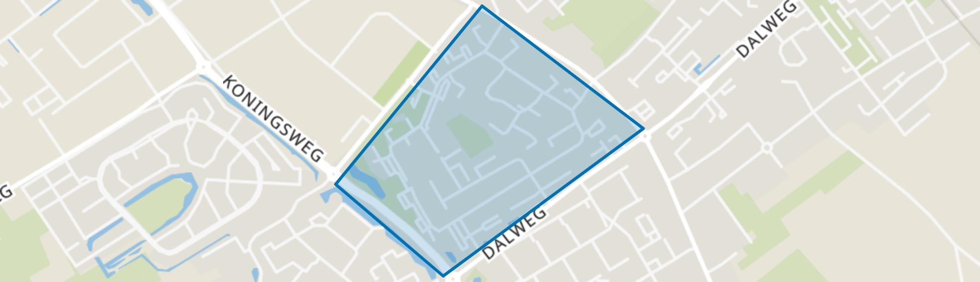 Klaarwater, Soest map
