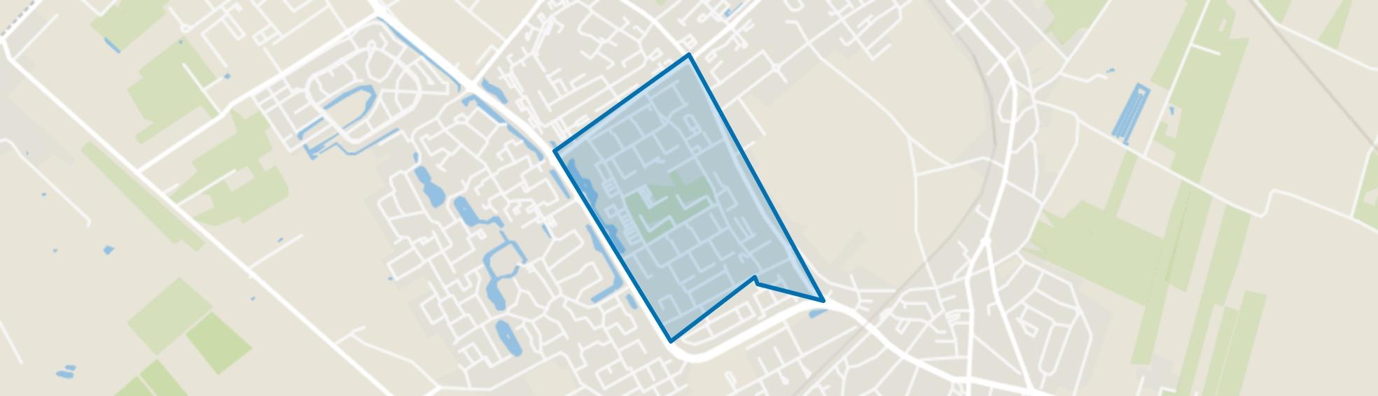 Smitsveen, Soest map