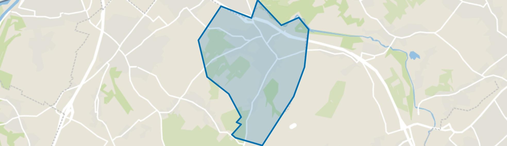 Spaubeek, Spaubeek map