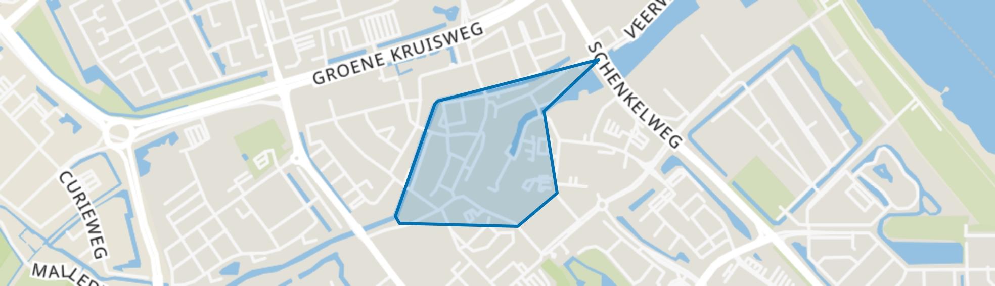 Kern, Spijkenisse map
