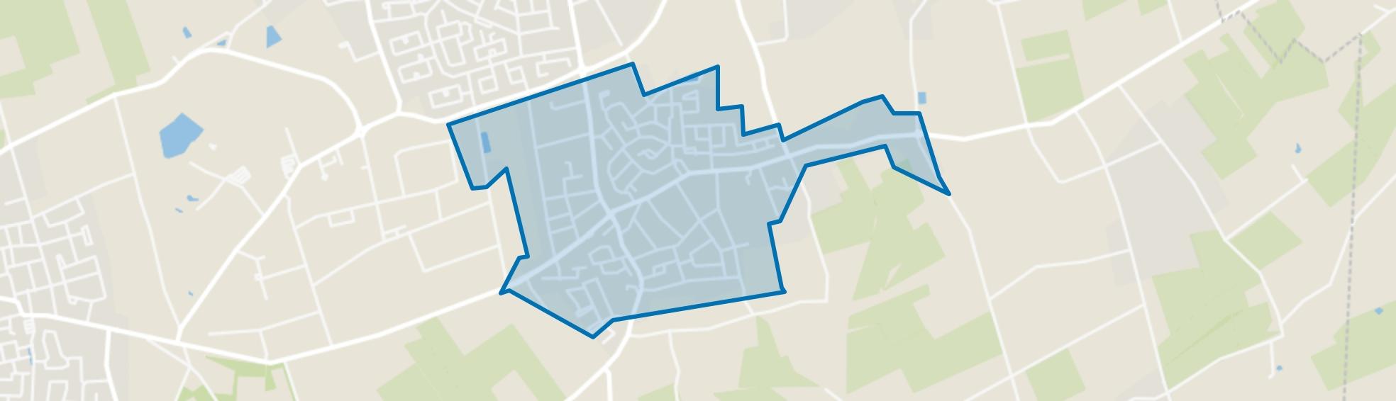 Sprundel, Sprundel map