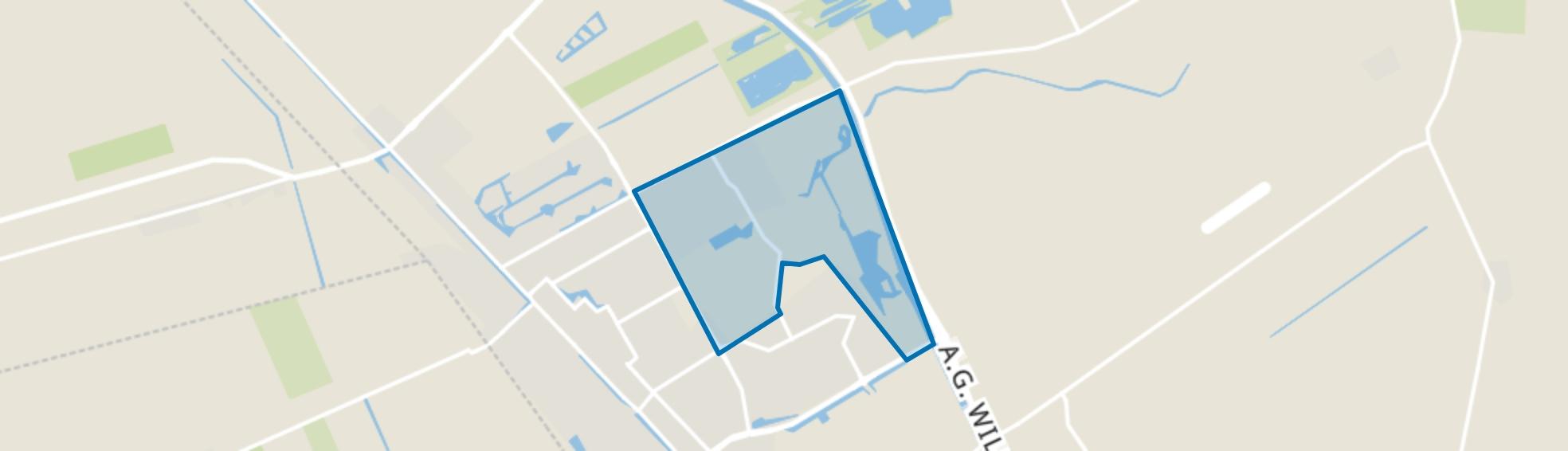 Maarsveld, Stadskanaal map