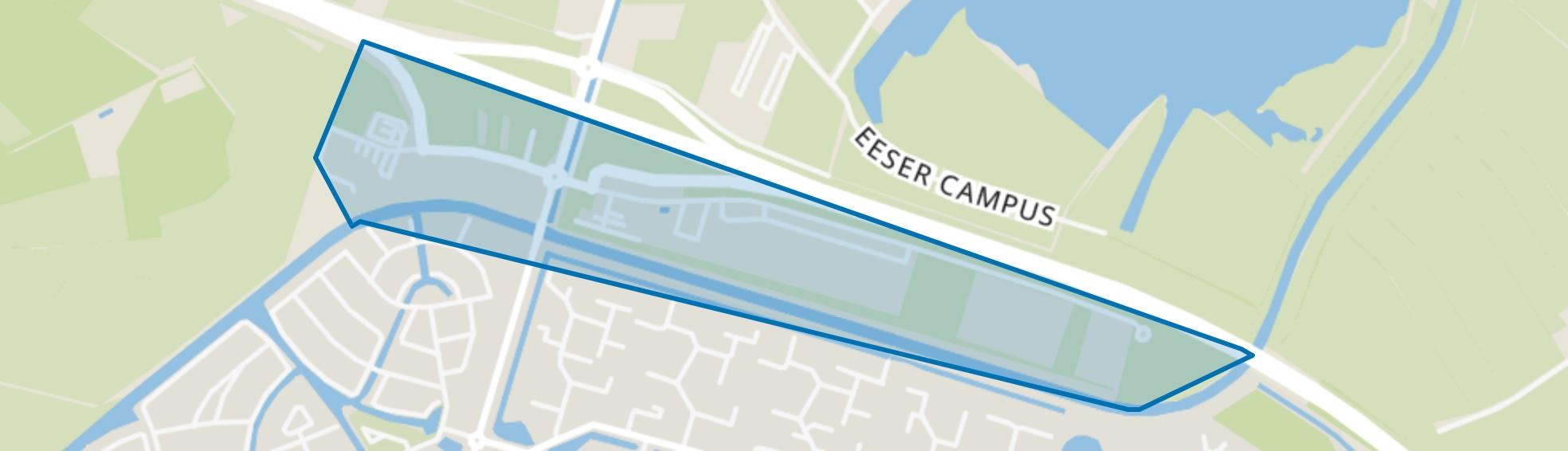 Meentherand, Steenwijk map