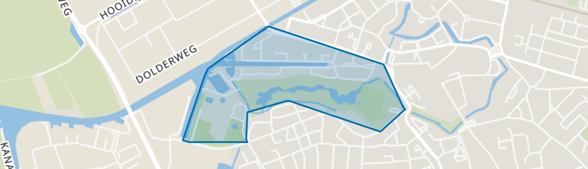 Steenwijkerdiep, Steenwijk map